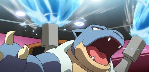 Blastoise is coming to Pokémon Unite