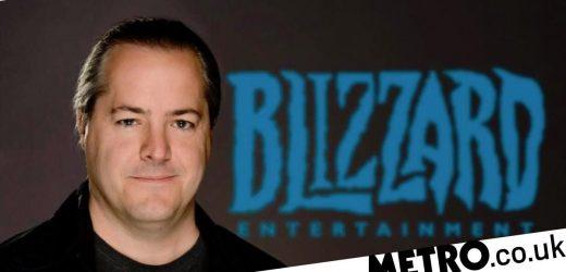 Blizzard president J. Allen Brack replaced following lawsuit against company