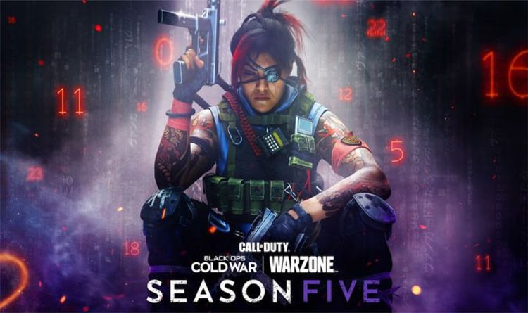Call of Duty Cold War patch notes: Black Ops Season 5 and Warzone update secrets revealed