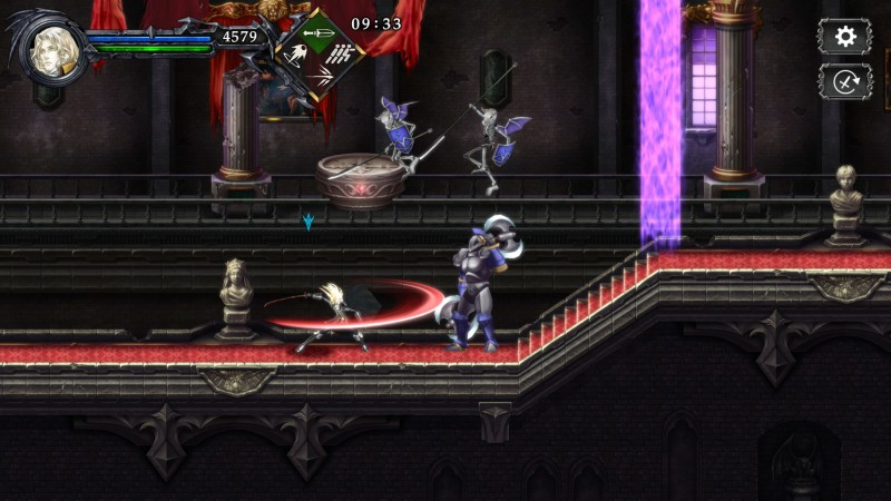 Castlevania: Grimoire Of Souls Coming To Apple Arcade