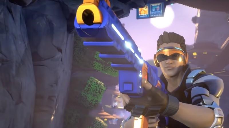 Engage In Sci-Fi Nerf Gun Battles In Nerf: Legends