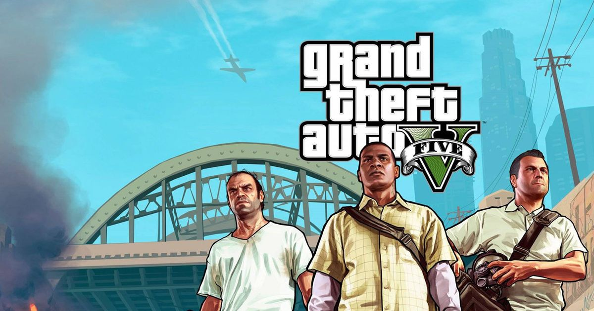 GTA 5 goes free to play on PC today at 4pm