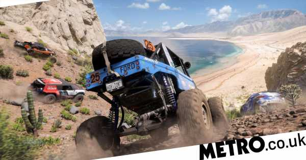 Games Inbox: Does Forza Horizon 5 have the best graphics ever?