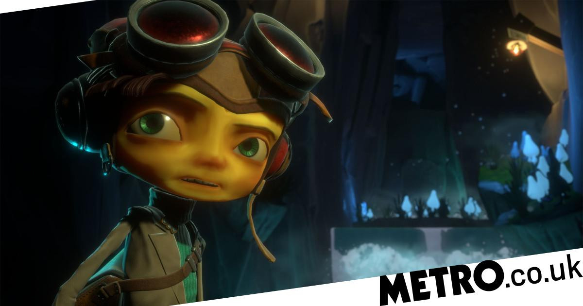 Games Inbox: Is Psychonauts 2 the game of the year?