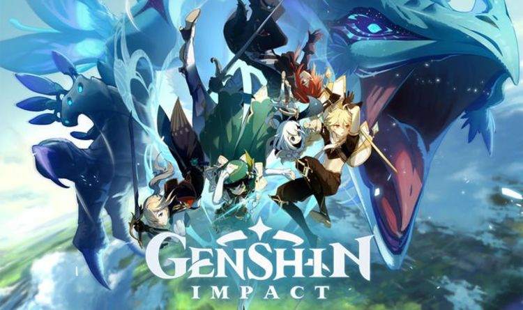 Genshin Impact 2.1 release date time countdown and 2.1 update maintenance news