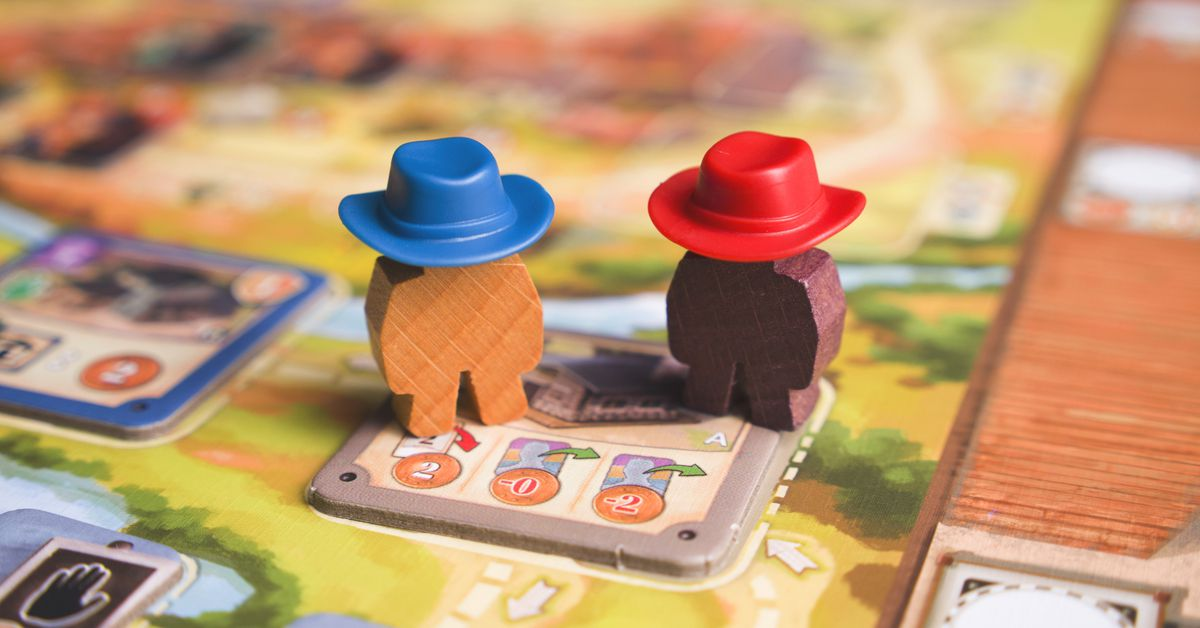 Great Western Trail Second Edition reinvigorates a modern board game classic