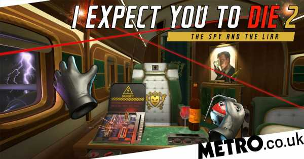 I Expect You To Die 2 review – No Mr Bond, I expect you to play
