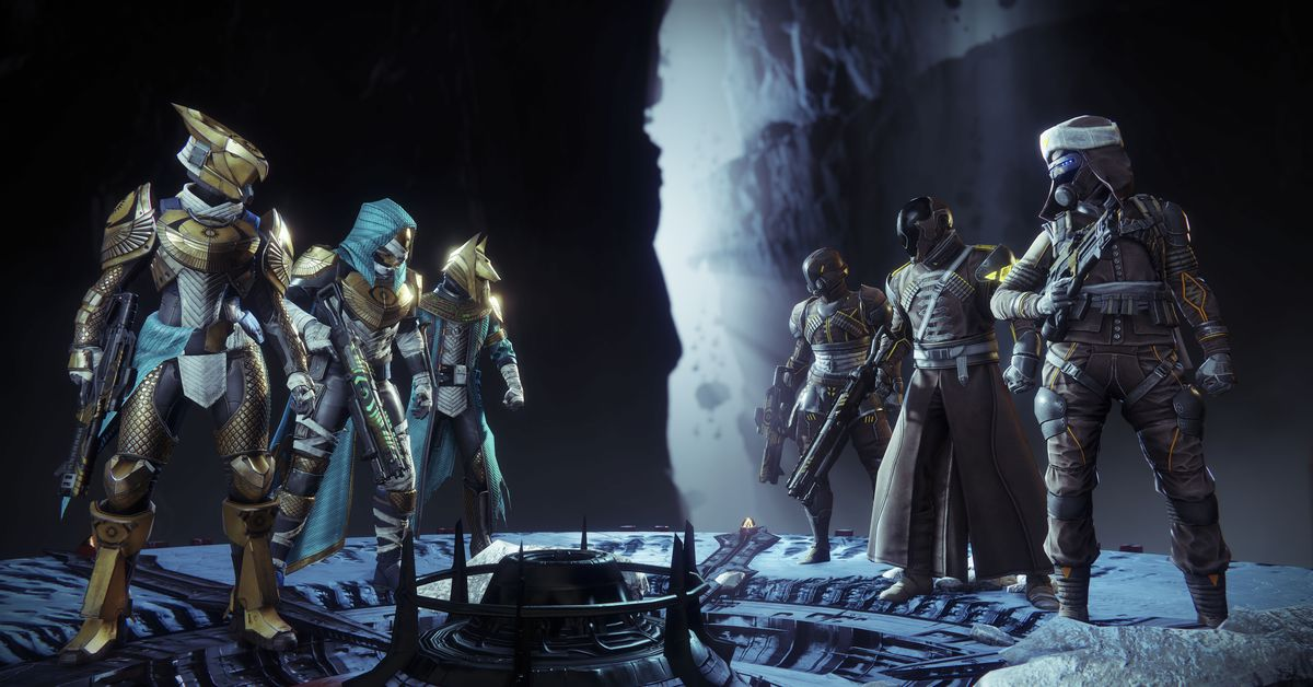 Is Destiny a PvE or PvP game? Bungie can't decide