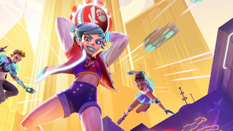 It's About Time Video Games Remembered That Dodgeball Is Super Rad