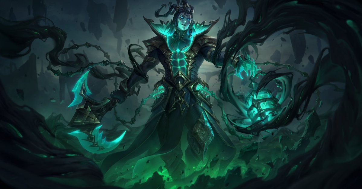 League's newly sexy skeleton man is causing problems for everyone