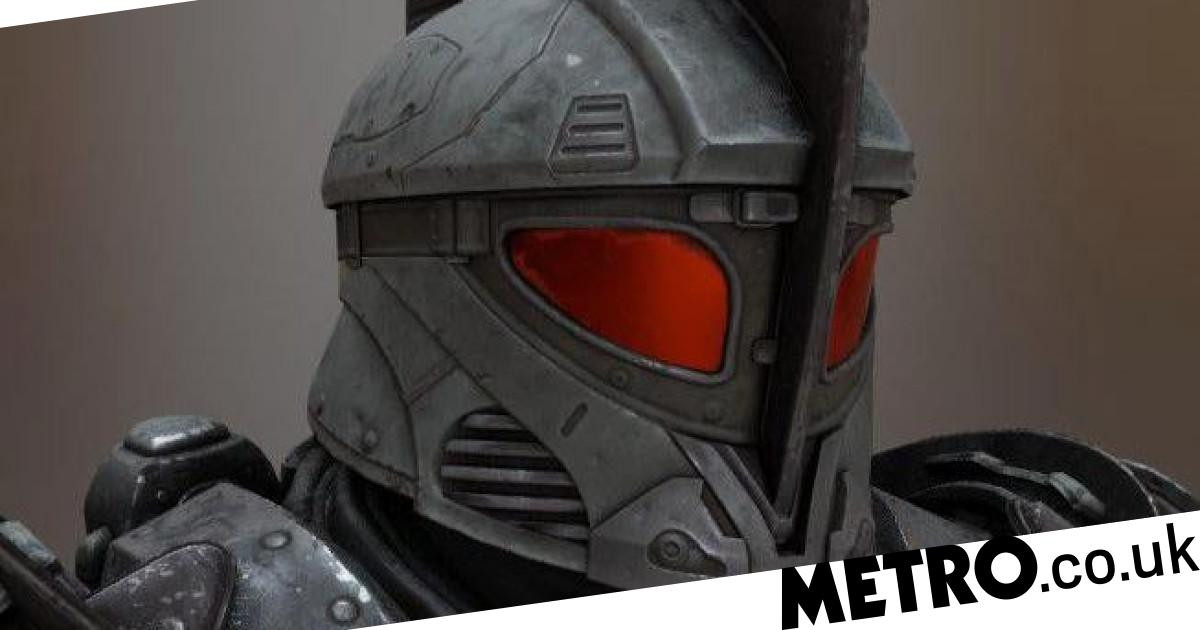 Leaked Halo Infinite custom helmets are a bit of a surprise
