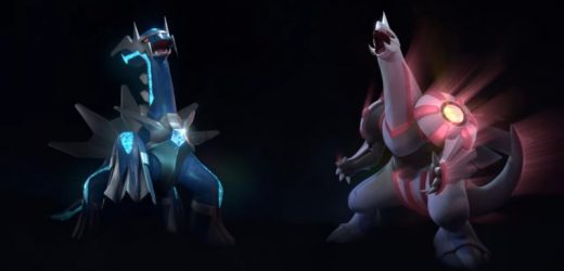 New Pokémon Brilliant Diamond And Shining Pearl Nintendo Switch Lite Console Revealed