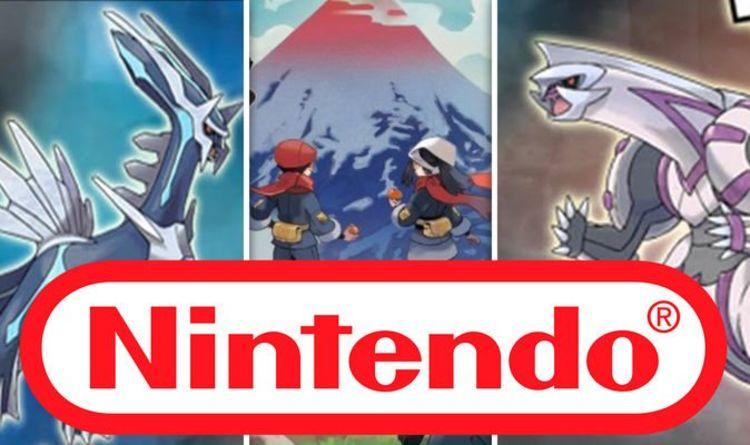 Nintendo Direct Pokemon Presents live stream: Get NEW Pearl, Diamond and Arceus updates