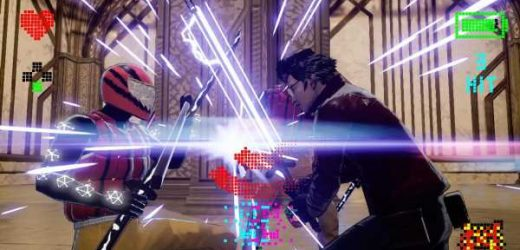 No More Heroes 3 is Japanese boss fight mayhem at its best on Nintendo Switch
