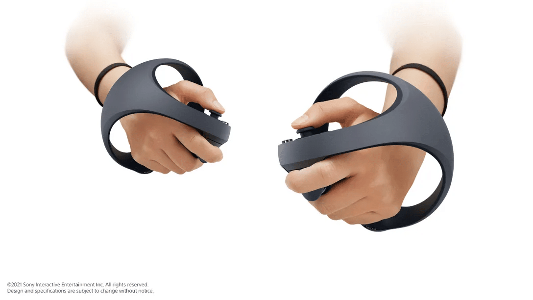 PS5's Haptic Triggers Came From Testing VR Controller
