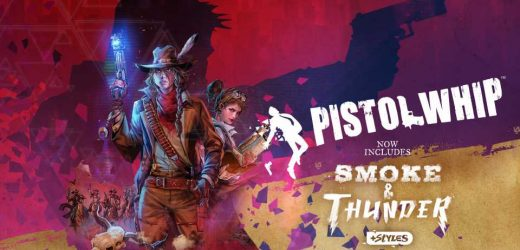 Pistol Whip: Smoke & Thunder Update Release Date Set for August 12th