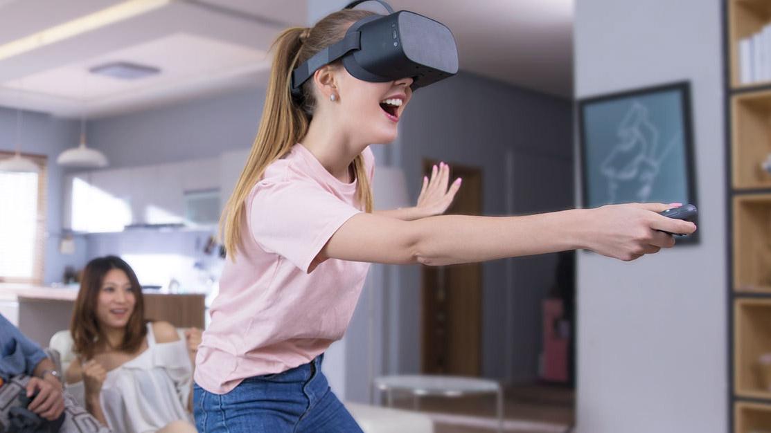 Report: TikTok Owner Considering Buying VR Headset Maker Pico