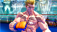 Street Fighter V's Final New Character, Luke, Revealed With Akira And Oro Arriving Later This Month