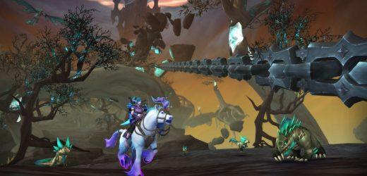 World of Warcraft update brings many fan-requested changes to Shadowlands