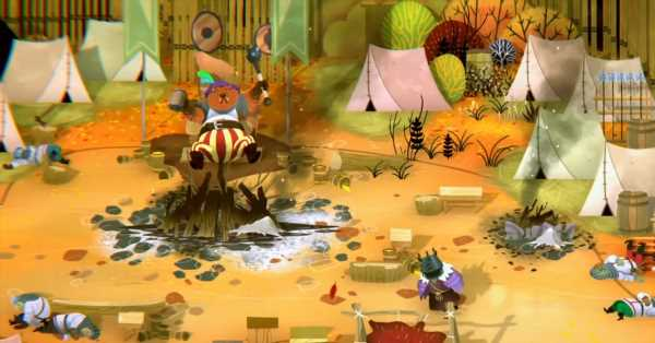Wytchwood, Sol Cresta, and more indies are coming to PS5