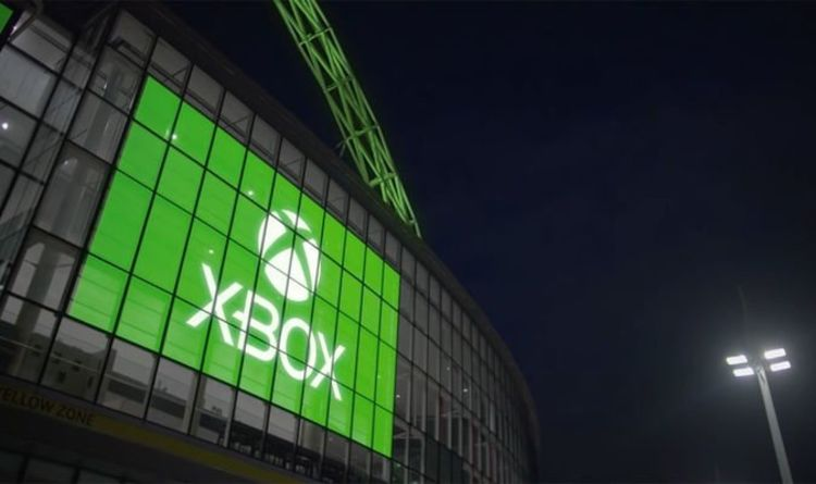 Xbox becomes official gaming partner of England football team