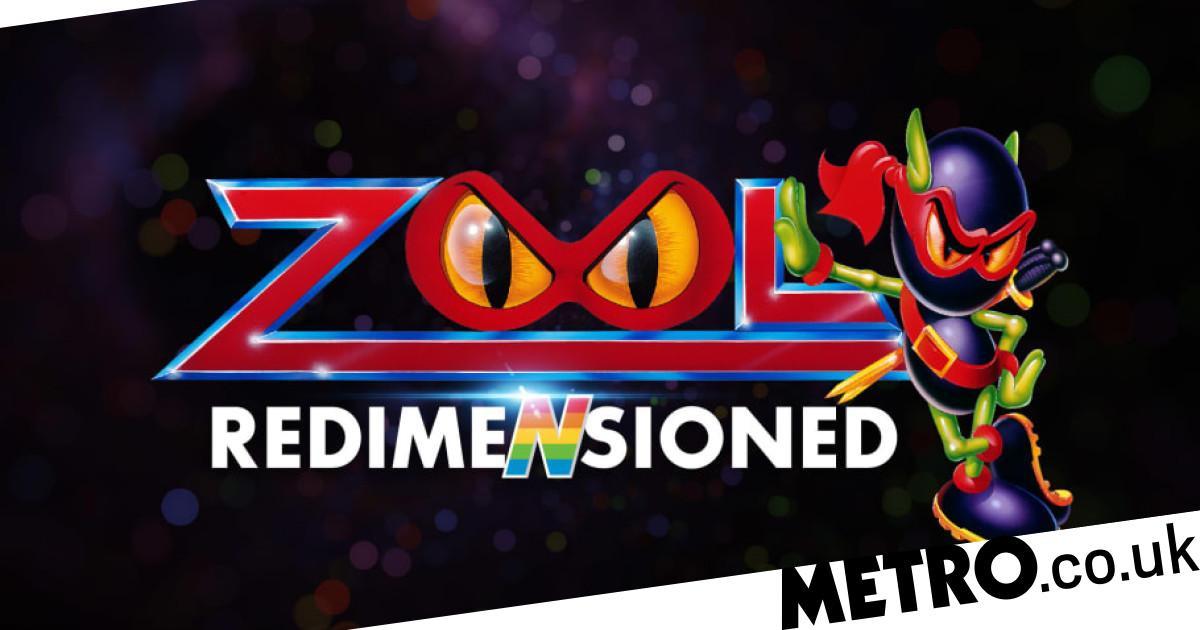 Zool Redimensioned review – the Amiga mascot returns
