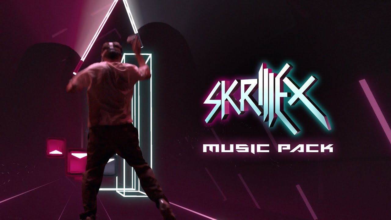 'Beat Saber' Finally Gets a Skrillex Music Pack, Now Available on All Major Headsets – Road to VR