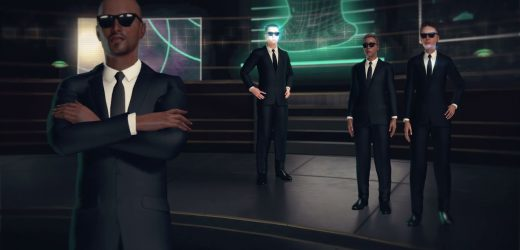 'Men in Black' Location-based VR Experience to Debut at Dreamscape in October – Road to VR