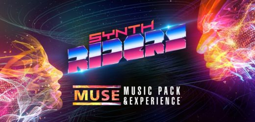 A-Muse Yourself Today With Synth Rider's Latest Music Pack