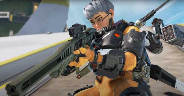 Apex Legends' tap-strafing stays in the game, for now
