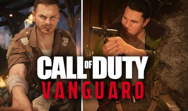 Call of Duty Vanguard PlayStation pre-load, file size and beta release time news