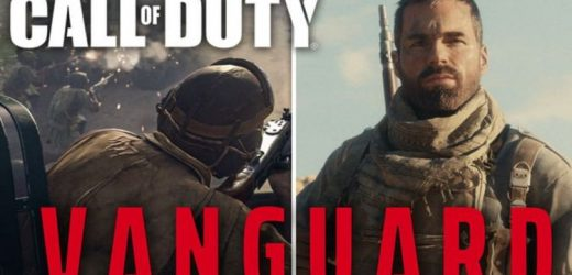 Call of Duty Vanguard on PS5 and Xbox Series X: Watch new COD gameplay footage live