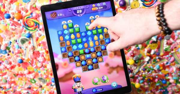 Candy Crush is now a hardcore esport for pro gamers