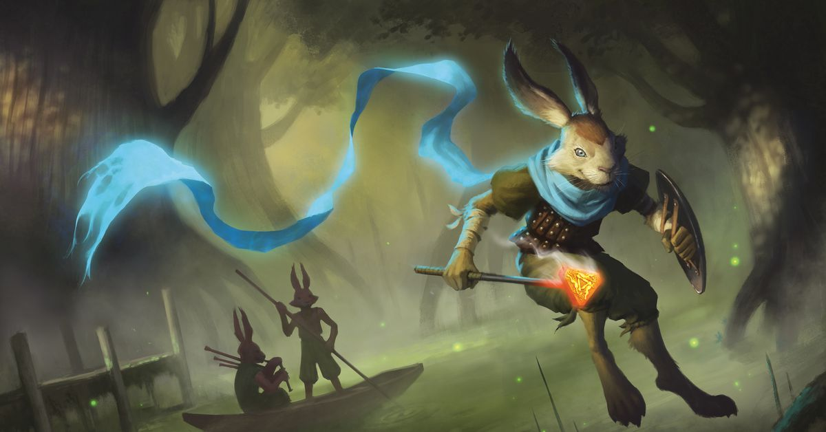 Chonky fairies and sassy rabbitfolk are coming to Dungeons & Dragons