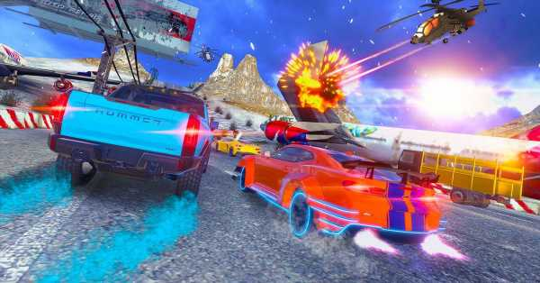 Cruis'n Blast is the Fast and the Furious game we've been waiting for