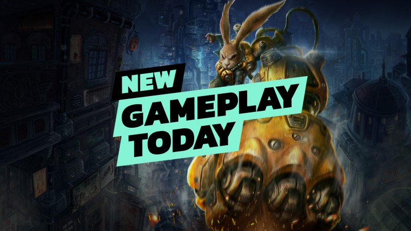F.I.S.T.: Forged In Shadow Torch   New Gameplay Today