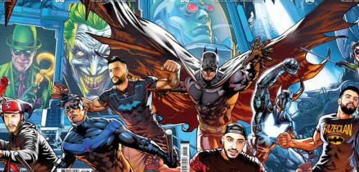 FaZe Clan partners with DC to create limited-edition comic book – Esports Insider