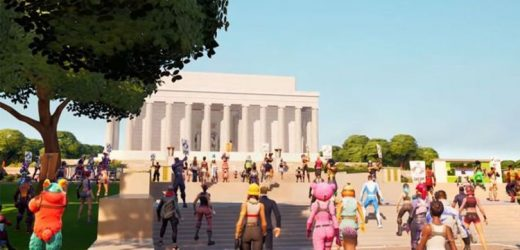 Fortnite launches Martin Luther King event ahead of anniversary of I Have A Dream speech