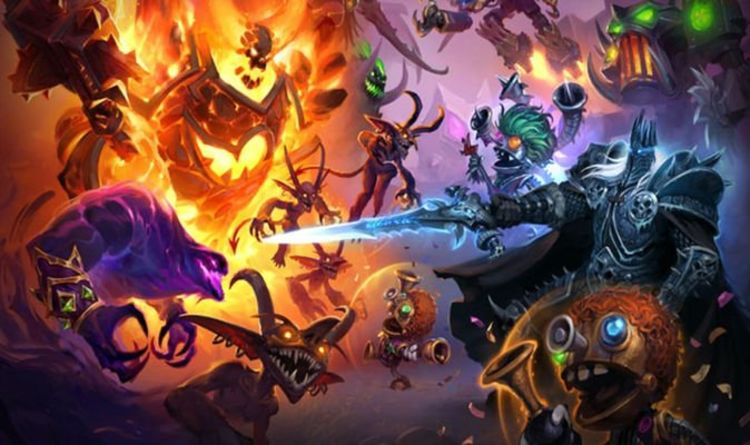 Hearthstone Battlegrounds update: Avenge and new heroes in today's patch