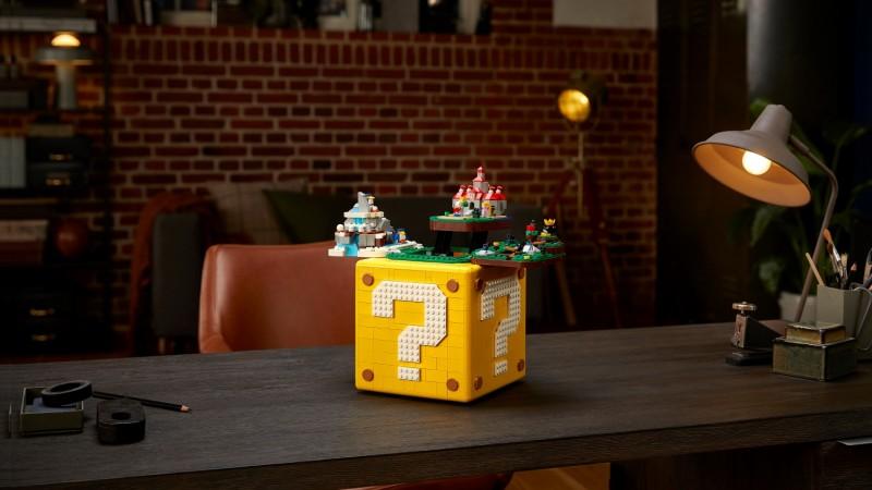 LEGO Super Mario 64 Set Revealed For A Block-Smashing Good Time