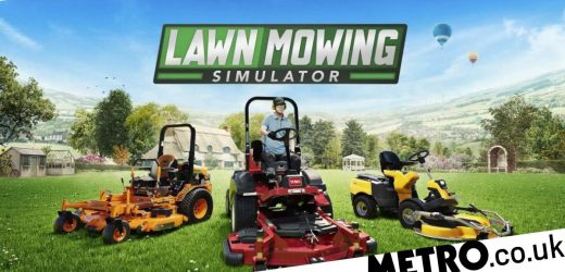 Lawn Mowing Simulator had more viewers than Call Of Duty: Warzone on Twitch