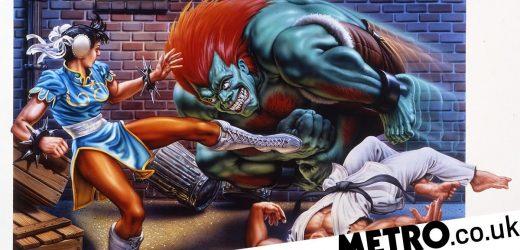 Legendary video game box art artist for Street Fighter 2 & Streets Of Rage dies