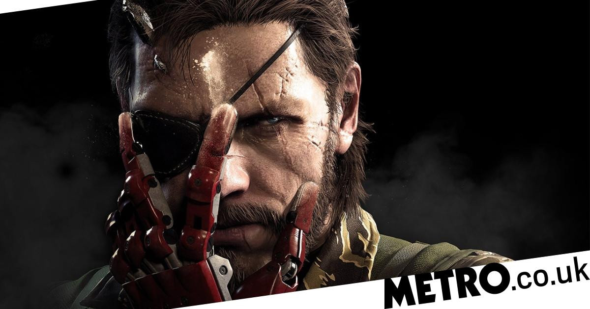 Metal Gear Solid 5 is starting to go offline only announces Konami