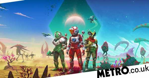 No Man's Sky reviews hit 'Mostly Positive' on Steam after five years of updates