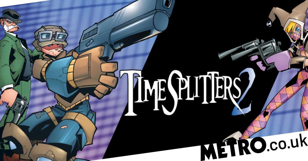 No Timesplitters at THQ 10th anniversary showcase