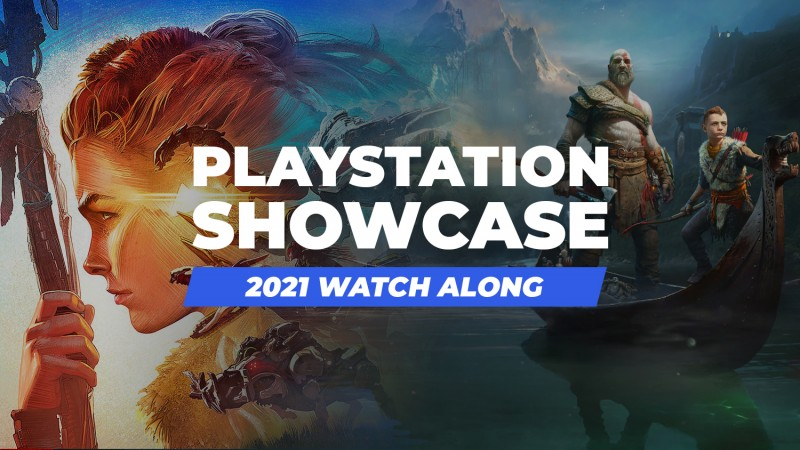 PlayStation Showcase 2021 Watch Along With Game Informer