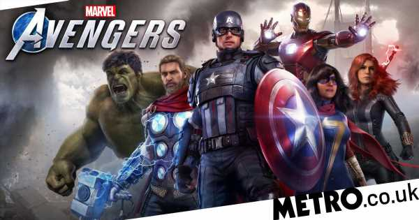 Still no sign of Spider-Man as Avengers teases year 2 roadmap