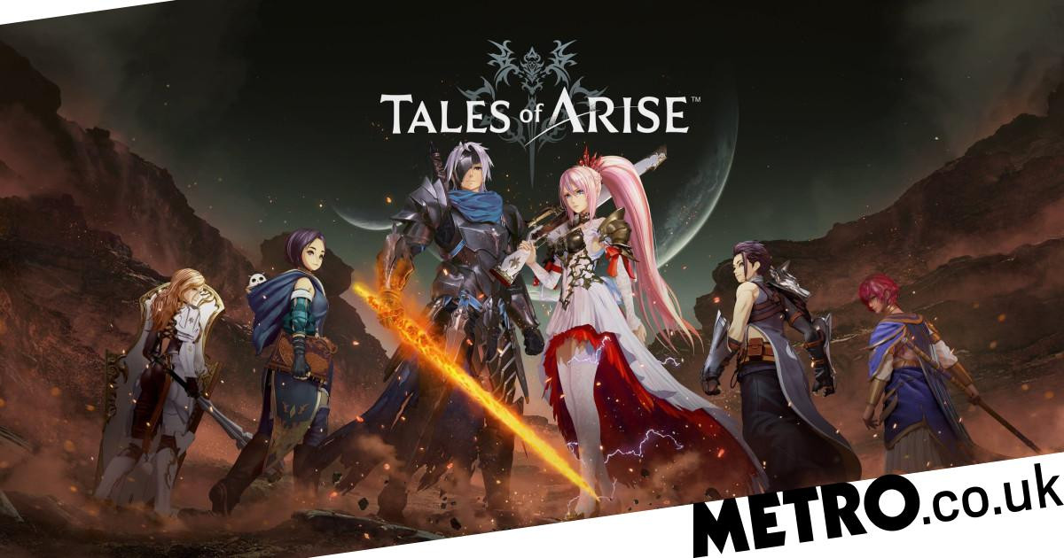 Tales Of Arise review – modern fantasy