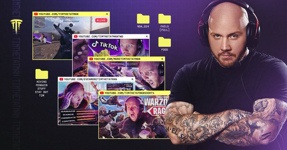 Twitch departures continue as TimTheTatman leaves for YouTube