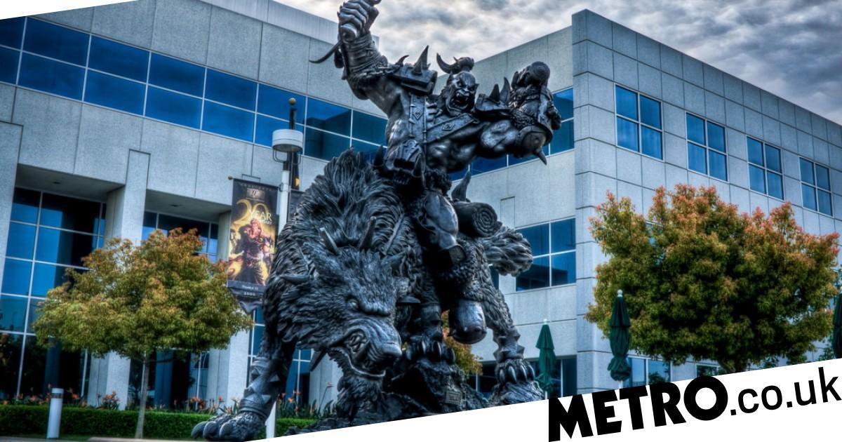US government starts Activision Blizzard investigation – subpoenas Bobby Kotick